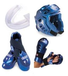 Macho Warrior Sparring Set